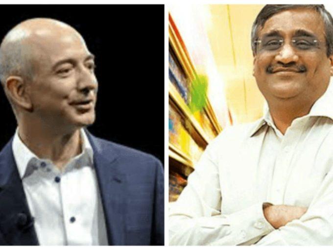 Amazon Interference May Lead To Loss Of Jobs: Harish Salve to Delhi HC