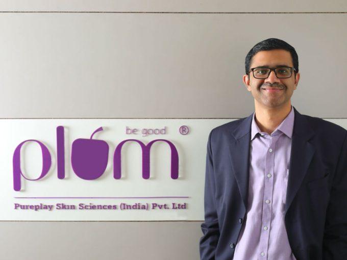 Skincare Startup Plum Raises INR 110 Cr Series B Funding Led By Faering Capital