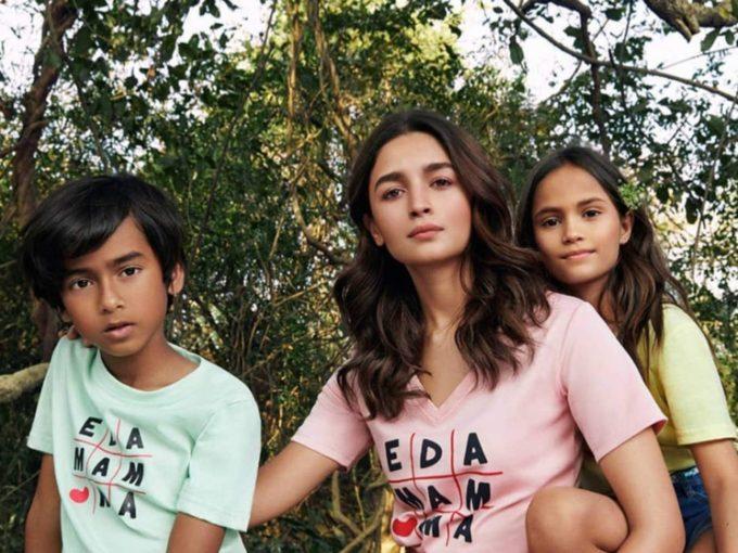 Actor Alia Bhatt Launches Kidswear Startup With Focus On Sustainable Fashion