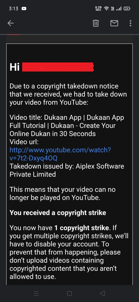 "Khatabook Vs Dukaan: The ""Dukaan-Tech"" Brawl Intensifies With Content Takedown Notices"