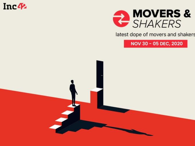 Movers And Shakers Of The Week [November 30- December 5]