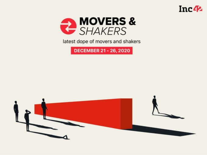 Movers And Shakers Of The Week [December 21-December 26]