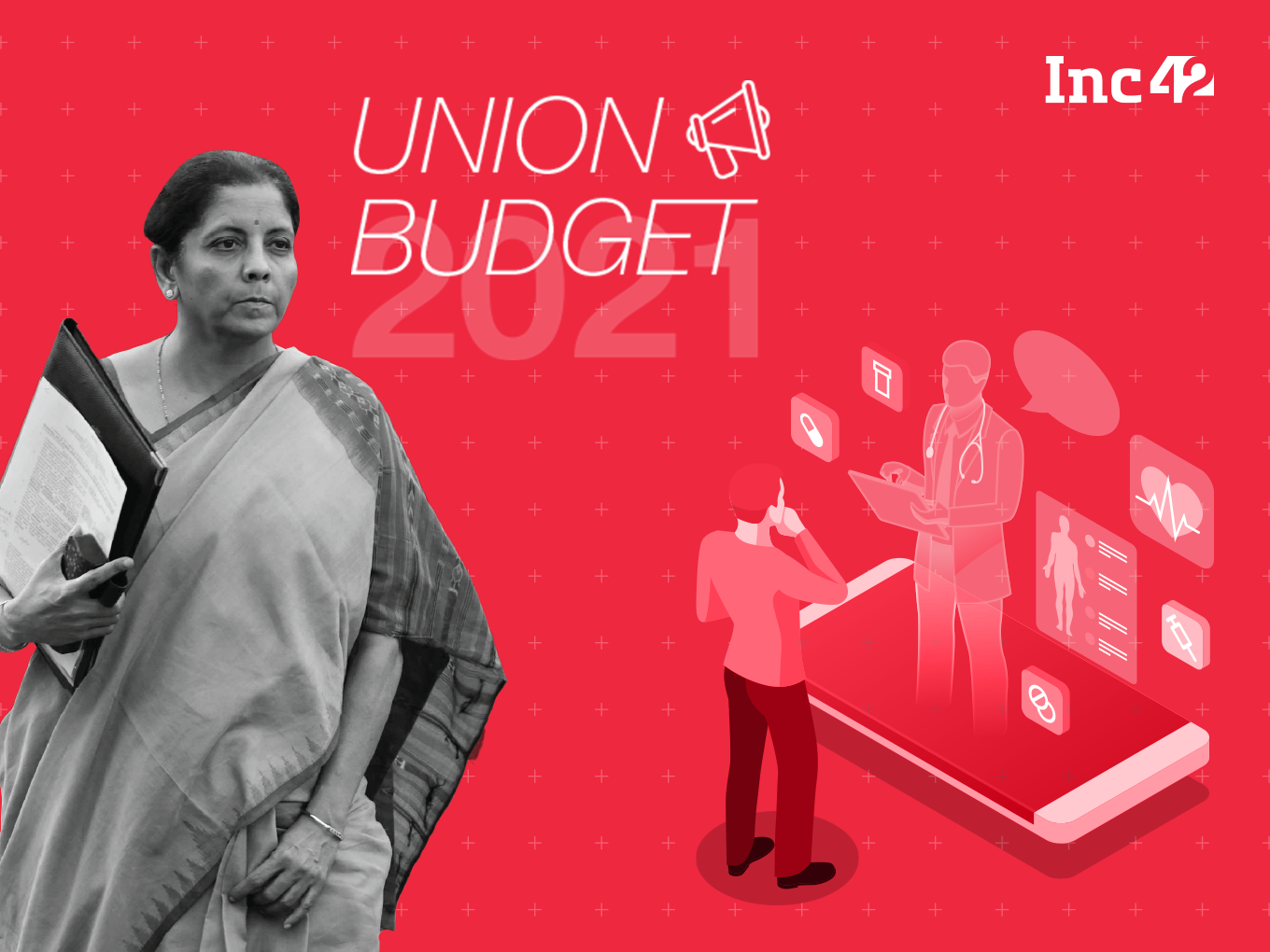 Union Budget 2021: Healthtech Startups Want PPP Projects, Better Digital Infra, Training Facilities And More