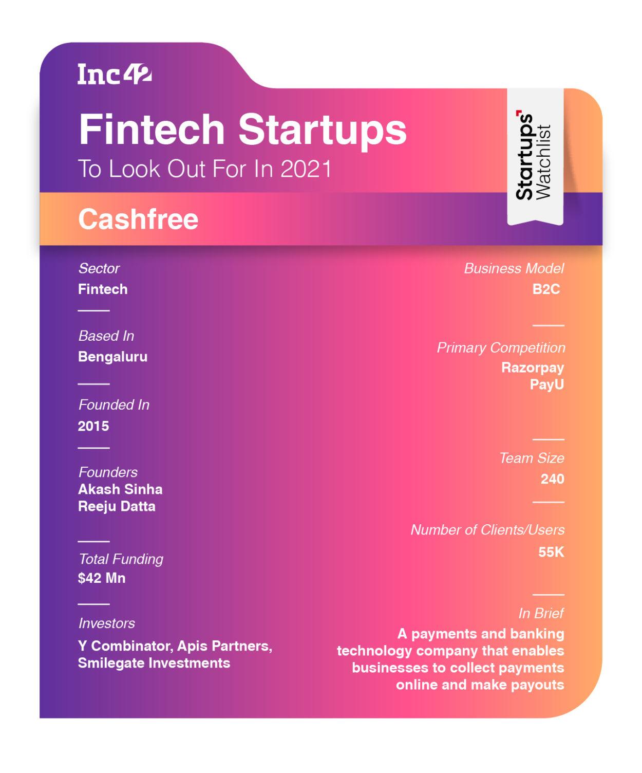 Startup Watchlist: 7 Indian Fintech Startups To Watch Out ...