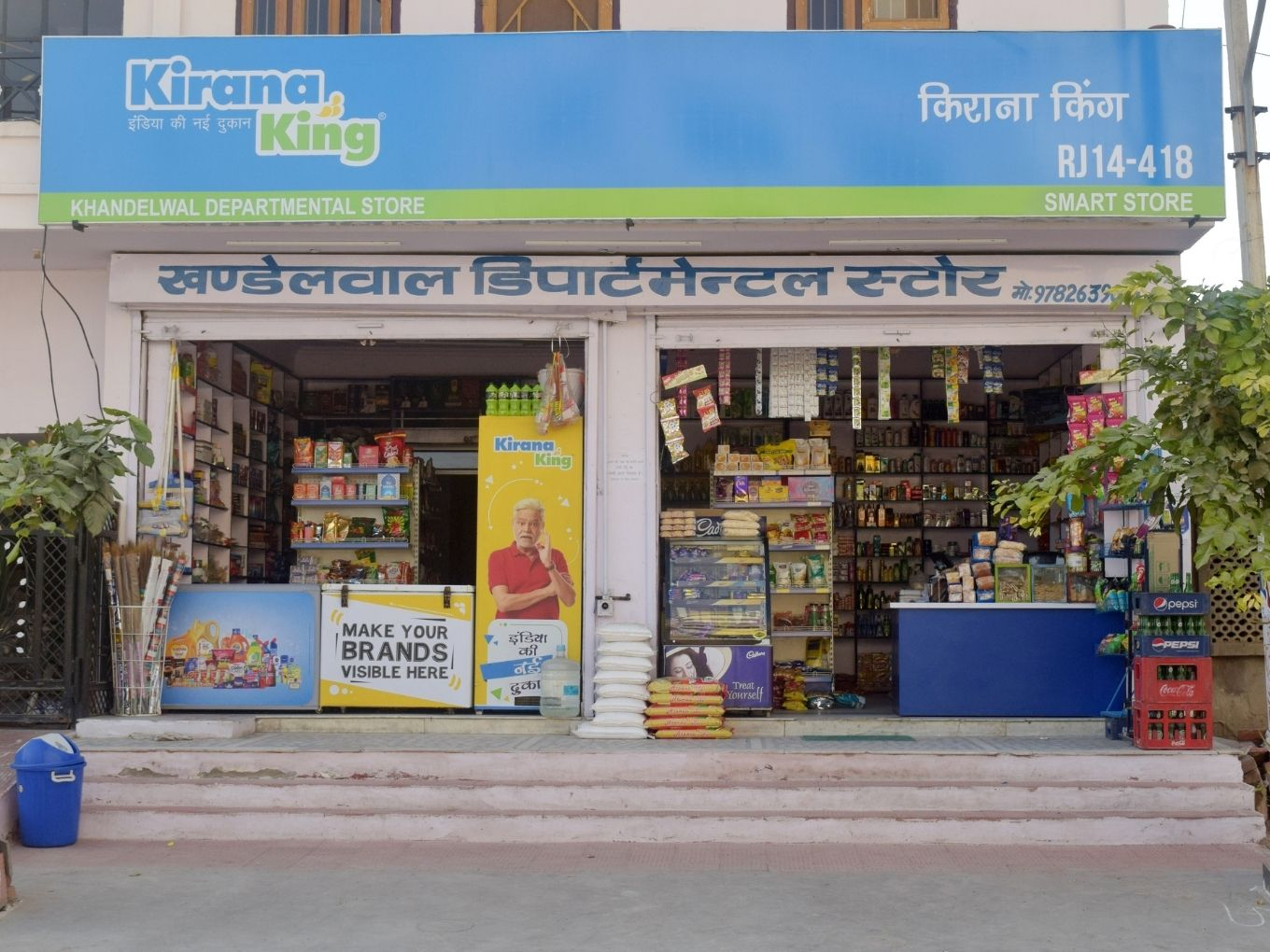 Can Jaipur-Based Kirana King Become The OYO For Kirana Stores In India?