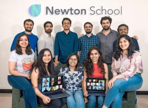 newton school series a funding