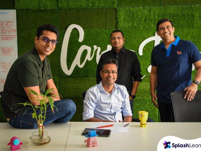 Gamified Edtech Startup SplashLearn Bags $18 Mn To Expand Tutoring Platform