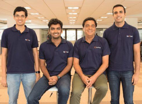 Edtech Platform upGrad Close To $100 Mn Funding Round From Temasek, IFC