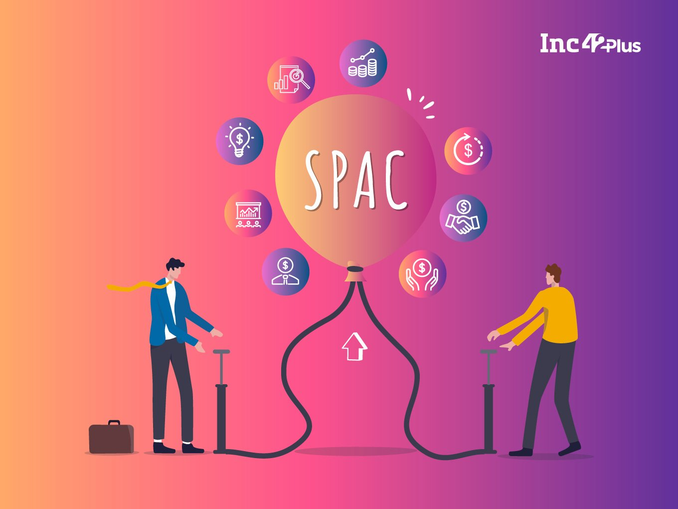 [The Outline By Inc42 Plus] Indian Startups' SPAC-tacular Dreams