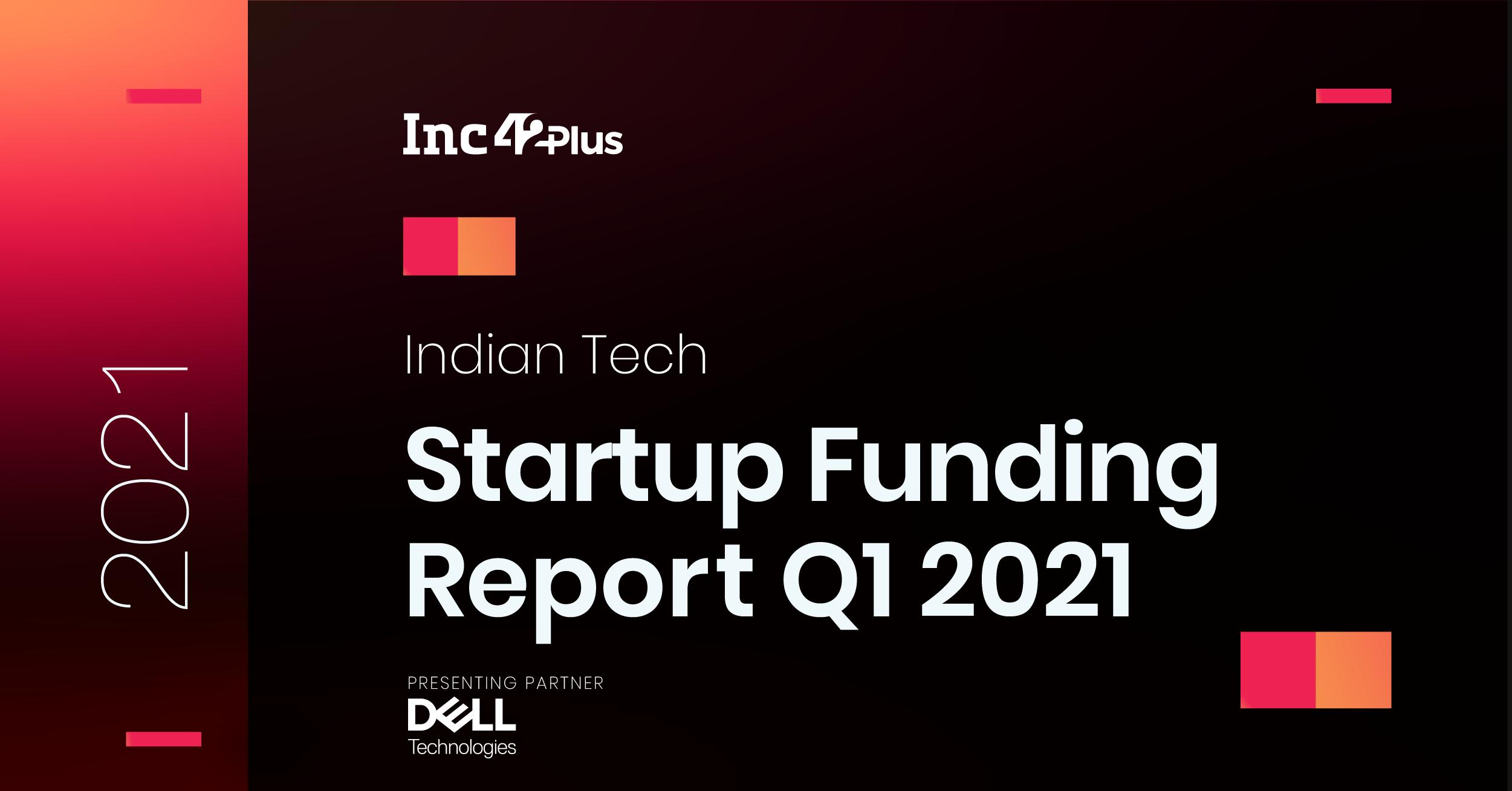 India Startup Funding 2021