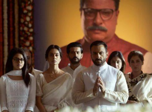 Amazon Prime Video India Head Gets Interim Relief From Arrest In 'Tandav' Row