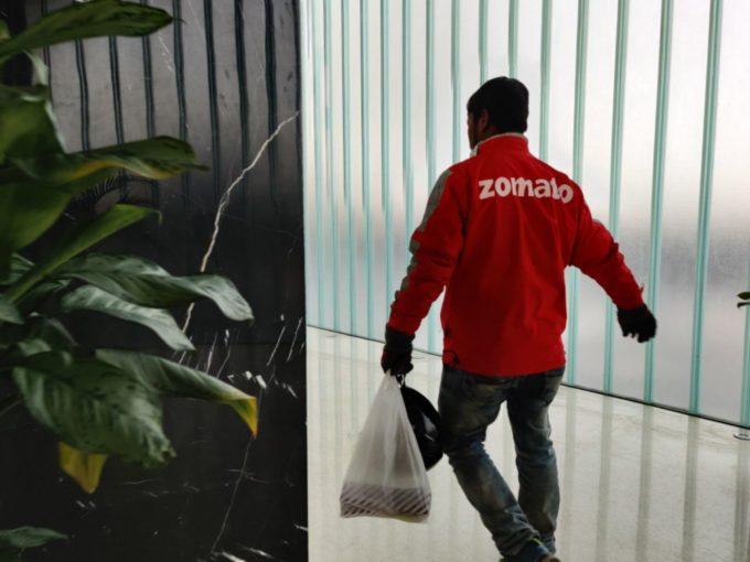 Info Edge To Take Partial Exit From IPO-Bound Zomato