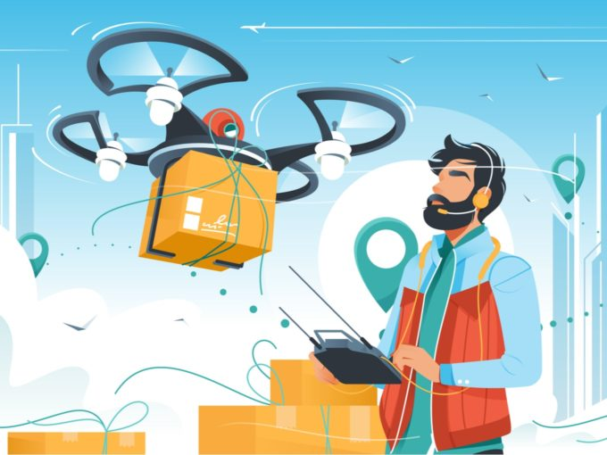 Logistics Giant Blue Dart To Test Drone Delivery Of Medicines