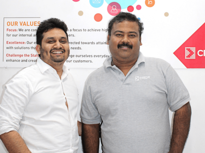 CredR Raises $6.5 Mn Funding Led By Yamaha Motors, Omidyar Network and Eight Roads Venture