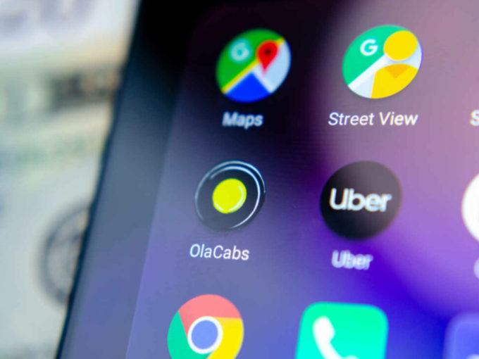 Karnataka Transport Dept. Raids Ola & Uber Offices In Bengaluru