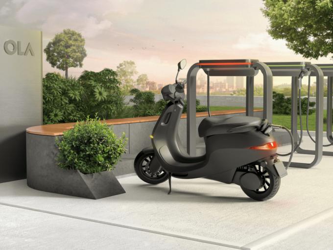 Ola Electric EV scooter