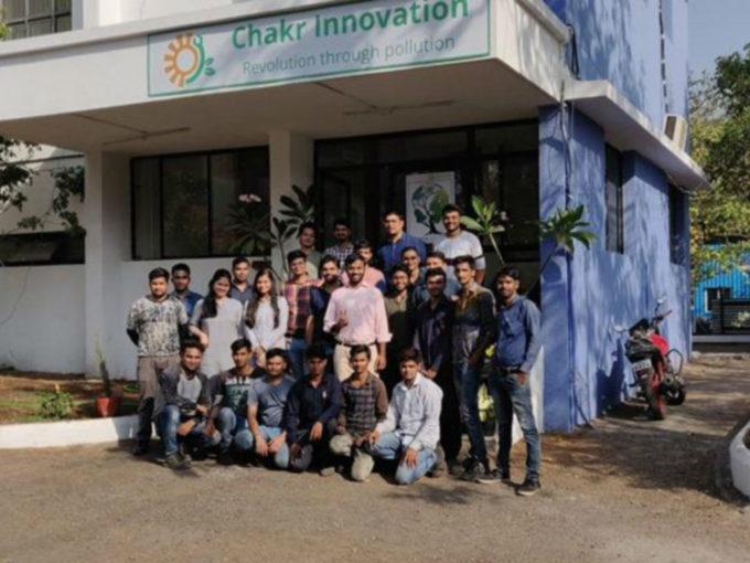ONGC Startup Fund Backs Cleantech Startup Chakr Innovation
