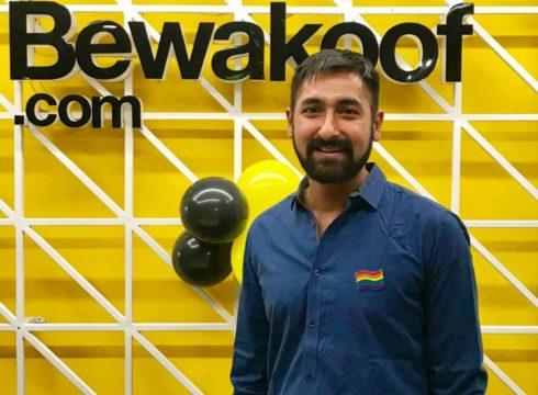 Prabhkiran Singh, CEO & Founder, Bewakoof Social Media