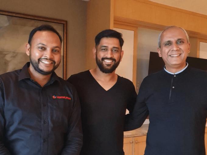 MS Dhoni Adds Interior Design Startup HomeLane To Investment Portfolio