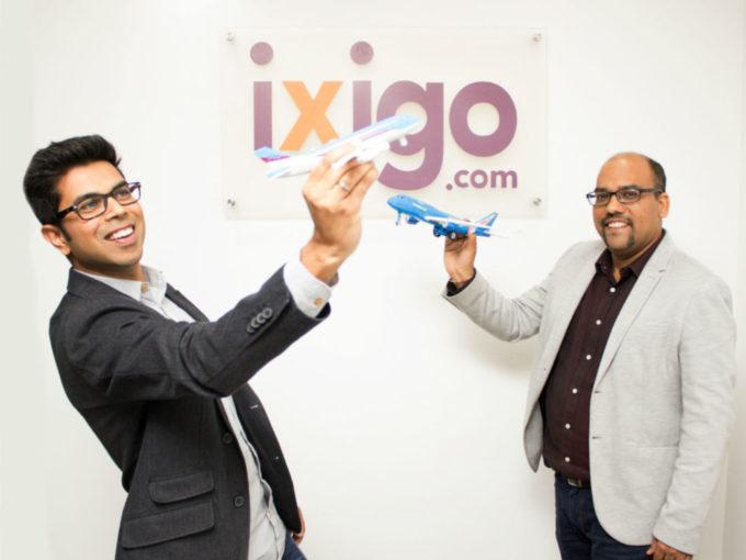 Ixigo Provides Around 8X Returns To Its Early Investor MakeMyTrip
