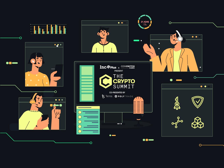 Crypto Summit by Inc42 Plus