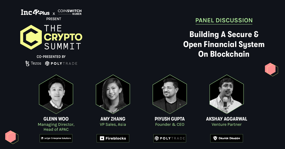 Building A Secure & Open Financial System On Blockchain