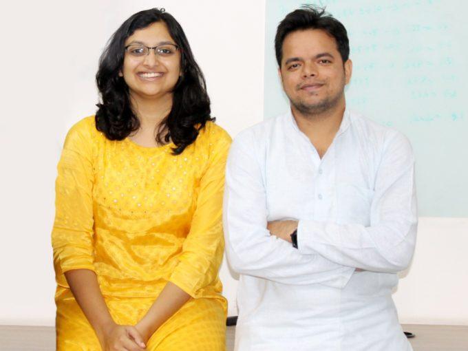 Sai Gole and Siddharth Dialani - cofounders BharatAgri