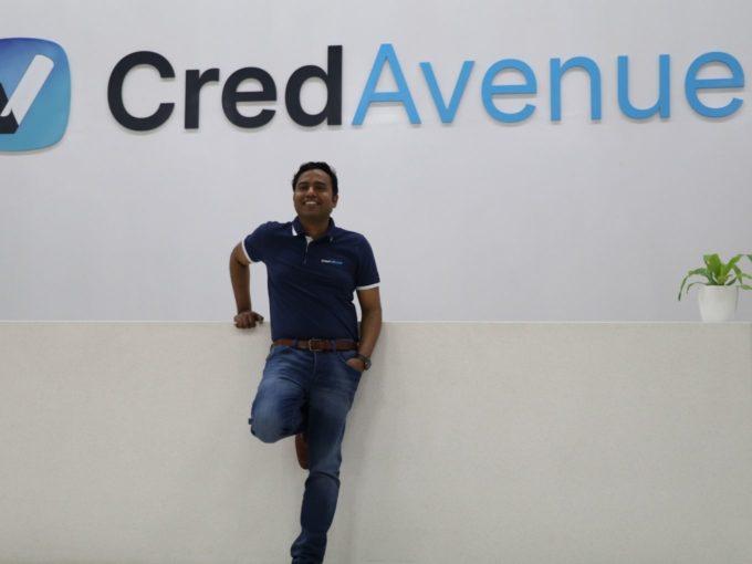 CredAvenue Founder Gaurav Kumar