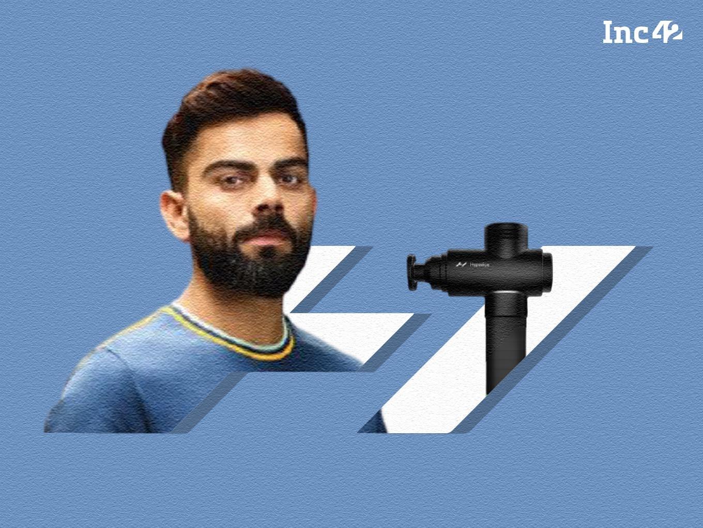 Cricketer Virat Kohli Invests In Wellness Startup Hyperice, Joins As Global Brand Ambassador