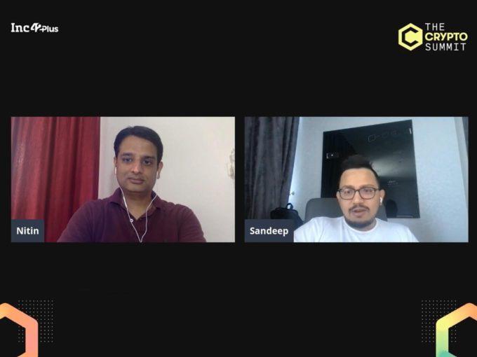 I Want To Put India On World Blockchain Map: Polygon Cofounder Sandeep Nailwal