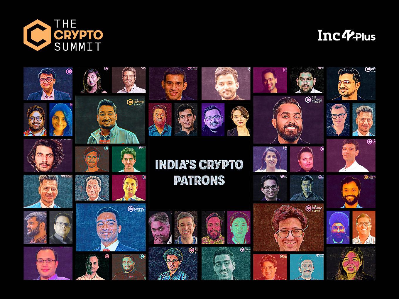 India crypto patrons inc42