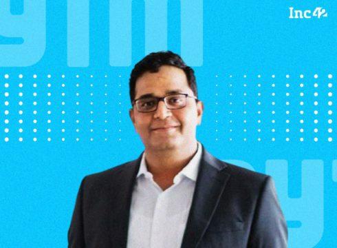 Paytm CEO Vijay Shekhar Sharma Receives ESOPs For First Time