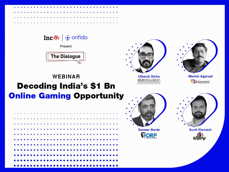 Navigating India's $1 Bn Online Gaming Market With Nazara Games, RummyBaazi & more