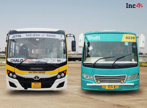Chalo Buys Amazon Backed Shuttl, Eyes Premium Bus Services