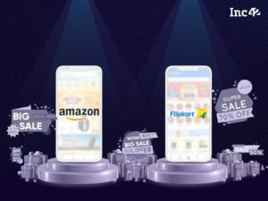 The Art Of Amazon, Flipkart Festive Sale War
