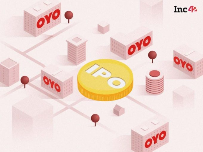 SoftBank To Offload INR 1,328.5 Cr Worth Shares In OYO's IPO