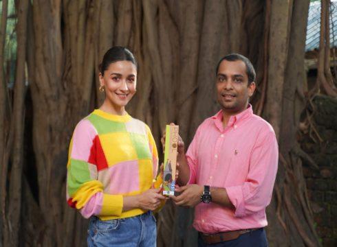 Bollywood Actress Alia Bhatt D2C Wellness Startup Phool.co