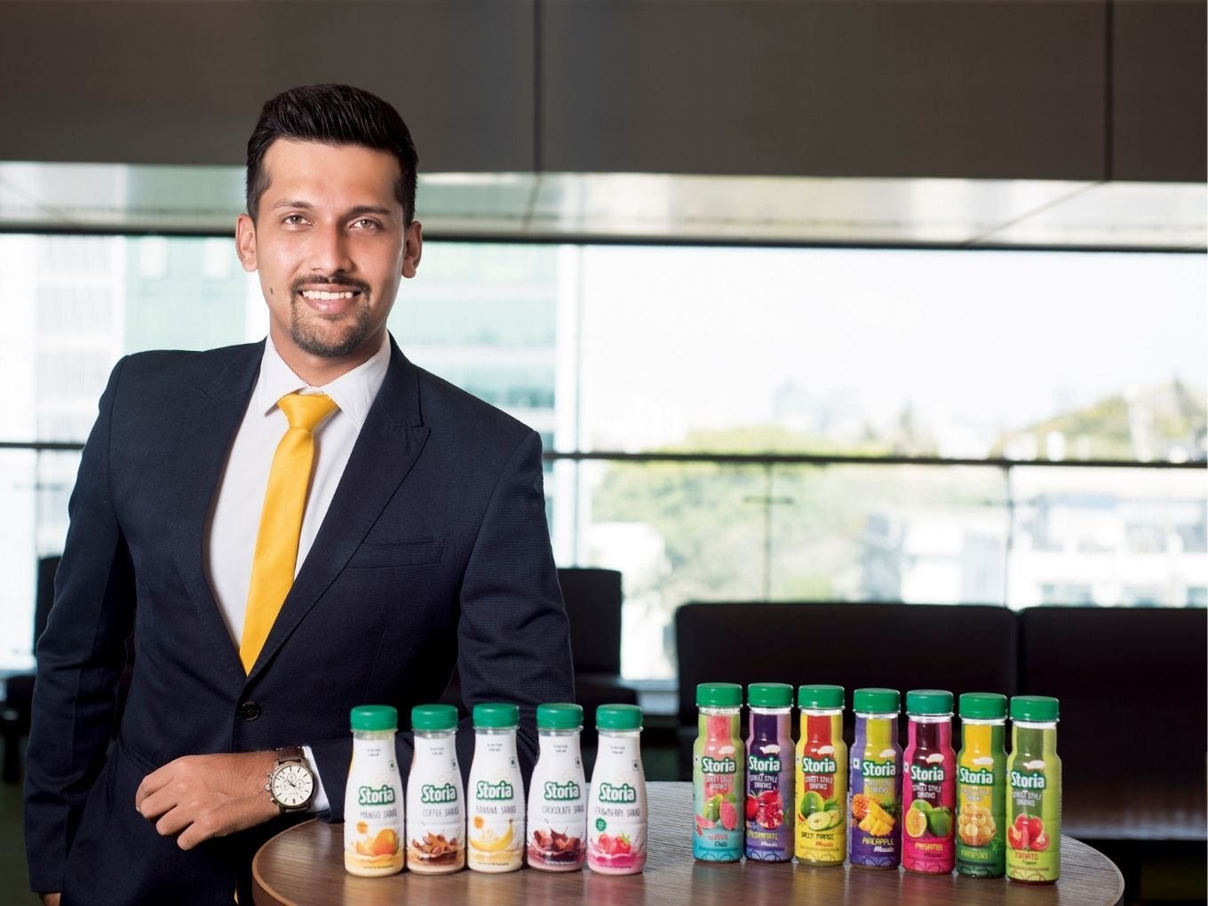 Beverages Brand Storia Raises $6 Mn Series A From Sixth Sense Ventures